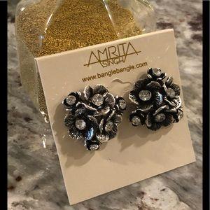 Amrita Singh Earings